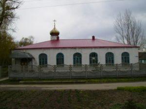 Свято-Георгиевский храм, станица Тверская, Апшеронский район