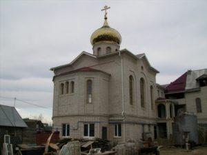 Свято-Покровский приход г.Апшеронска