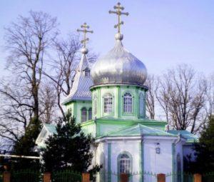 Свято-Троицкий храм. ст. Кубанская