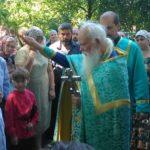Богослужение в праздник Троицы