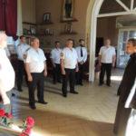 Открытие казачьей воскресной школы